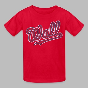 Great Wall of DC - Kids' T-Shirt