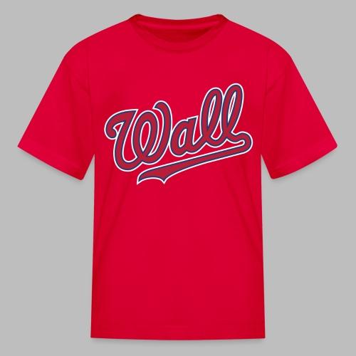 Great Wall of DC - Kids' T-Shirt