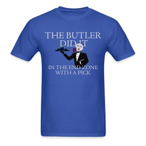 The Butler Did It - Men's T-Shirt
