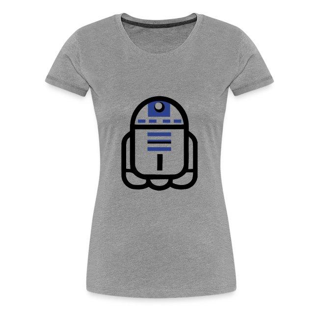 R2D2 Shirt (Womens)