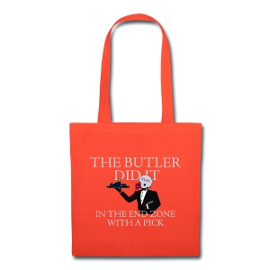 The Butler Did It - Tote Bag