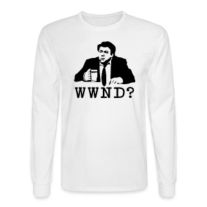 WWND? - Men's Long Sleeve T-Shirt