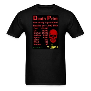 Death Print - Men's T-Shirt