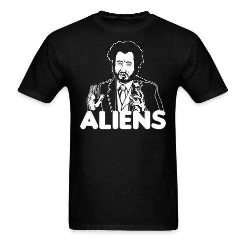 Aliens - Men's T-Shirt