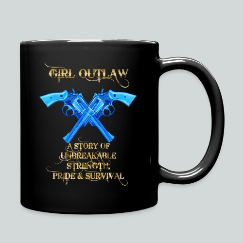 Girl Outlaw Promo Mug - Full Color Mug