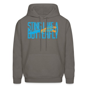 Sting Like A Butterfly - Men's Hoodie