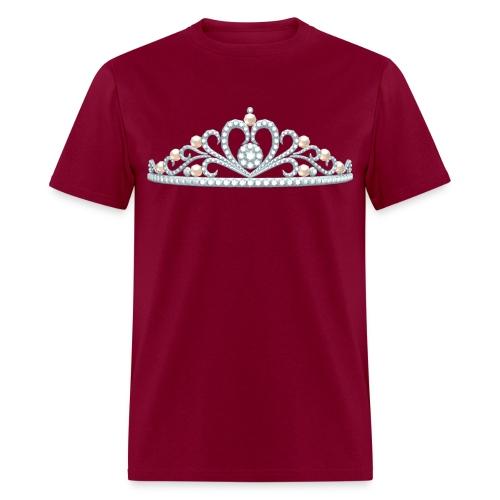 Tiara Men's T-Shirt - Men's T-Shirt