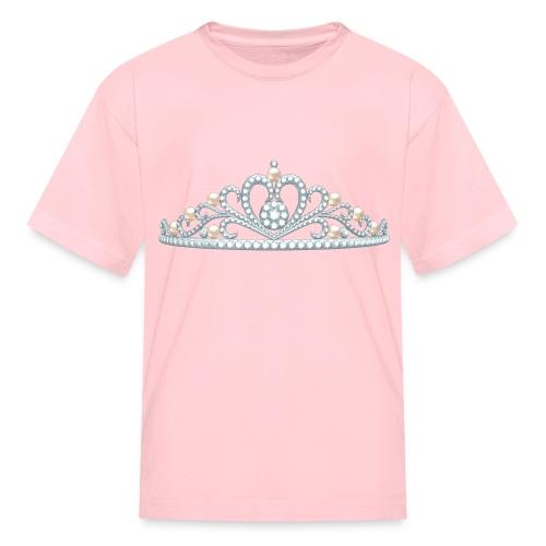 Tiara Kid's T-Shirt - Kids' T-Shirt