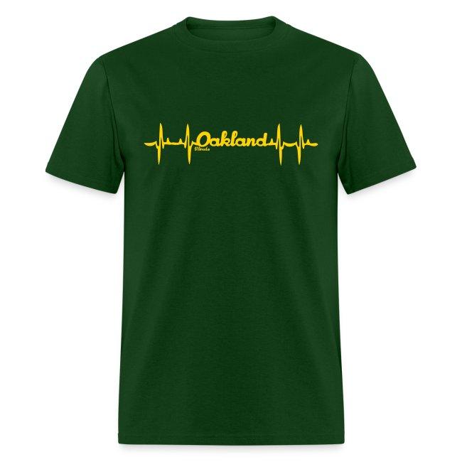my heart beats Oakland alternate