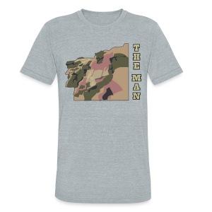 Old Man Mountain - Unisex Tri-Blend T-Shirt