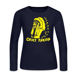 The Chief - Women's Long Sleeve Jersey T-Shirt