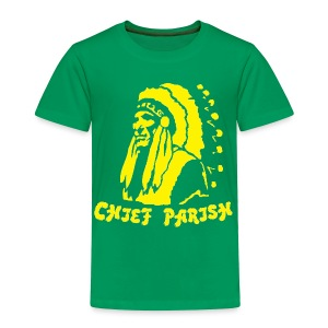 The Chief - Toddler Premium T-Shirt