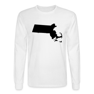 Just Mass - Men's Long Sleeve T-Shirt