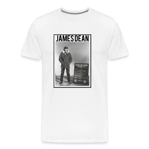 James Dean - Men's Premium T-Shirt