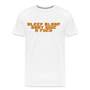 Bleep Bloop! Male - Men's Premium T-Shirt