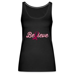 Breast Cancer Survivor - Women's Premium Tank Top