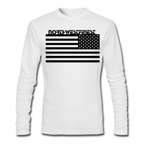 NWF Classic Long Sleeve - Men's Long Sleeve T-Shirt by Next Level