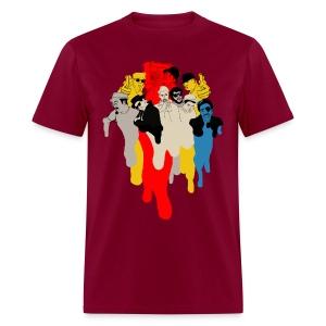 PAINTING A DEF JAM - Men's T-Shirt