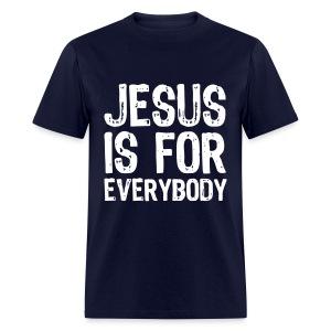 J.I.F.E. (Men's) - Men's T-Shirt