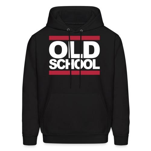 Old School - Men's Hoodie