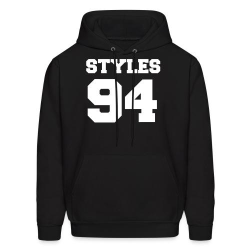 Styles 94 - Men's Hoodie