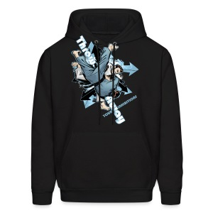 Throw Away Your Inhibitions - Men's Hoodie
