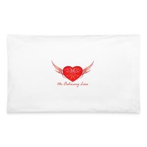 No Ordinary Love - Pillowcase