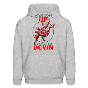Judo What Comes Up - Men's Hoodie
