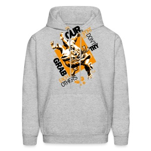 Judo Throw In My Sport - Men's Hoodie