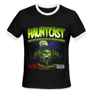 T-Shirts ~ Men's Ringer T-Shirt ~ Hauntcast Men's Ringer T