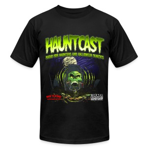 Hauntcast Men's T - AP - Men's T-Shirt by American Apparel
