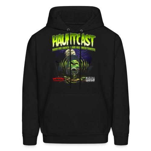 Hauntcast Men's Hoodie - Men's Hoodie