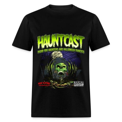 Hauntcast Men's T-Shirt - Men's T-Shirt