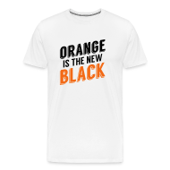 T-Shirts ~ Men's Premium T-Shirt ~ Orange is the New Black