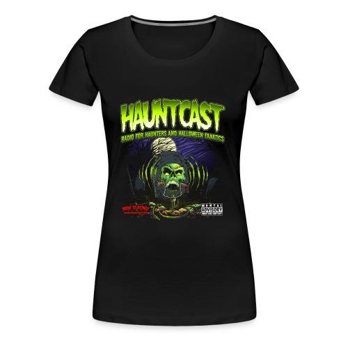 Hauntcast Women's Premium T-Shirt - Women's Premium T-Shirt