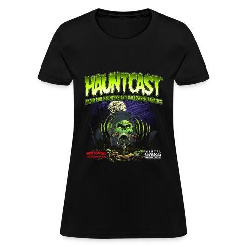 Hauntcast Women's T-Shirt - Women's T-Shirt