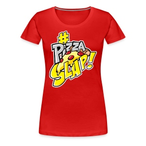#PizzaSlap - Women's Premium T-Shirt