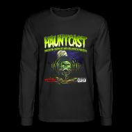 Long Sleeve Shirts ~ Men's Long Sleeve T-Shirt ~ Hauntcast Men's Long Sleeve T