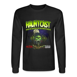 Hauntcast Men's Long Sleeve T - Men's Long Sleeve T-Shirt