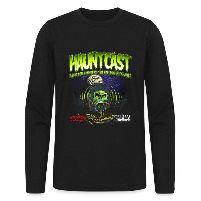 Hauntcast Men's Form Fitting T