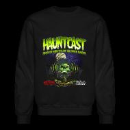 Long Sleeve Shirts ~ Crewneck Sweatshirt ~ Hauntcast Men's Crew Neck Sweat shirt