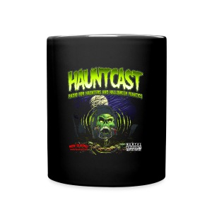 Hauntcast Mug - Full Color Mug