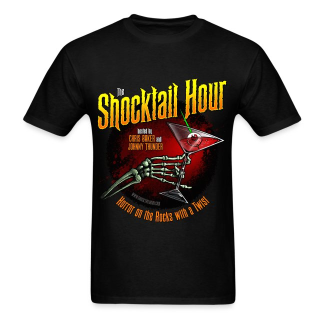Shocktail Hour Men's T