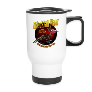 Shocktail Hour Travel Mug - Travel Mug