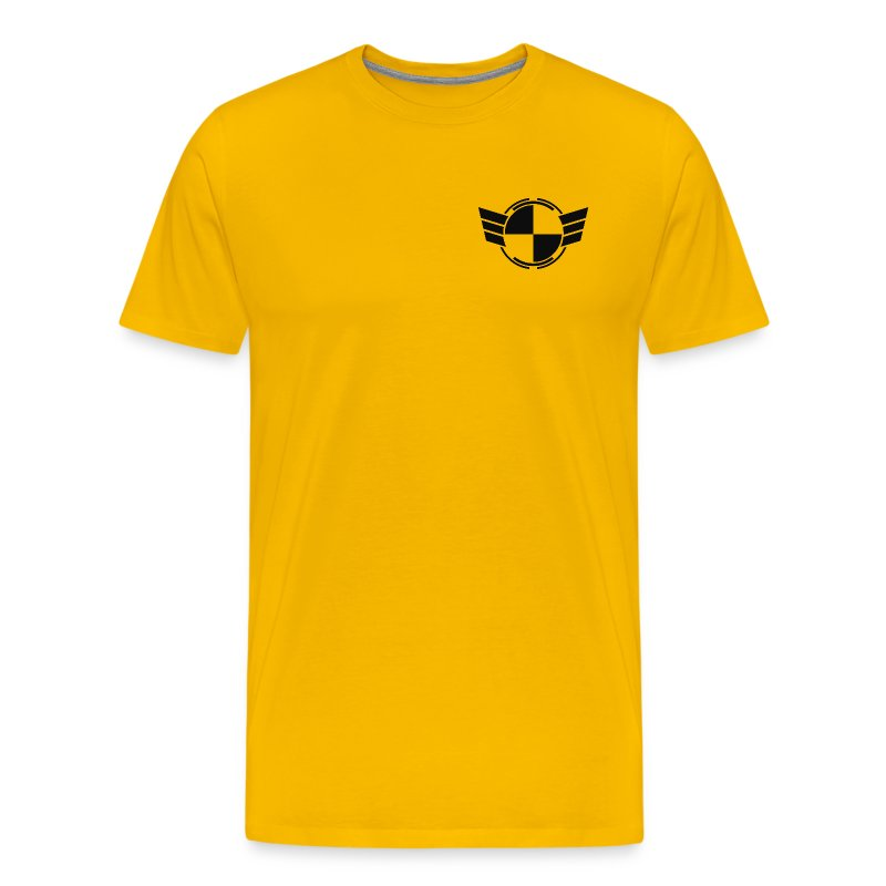 The Standard Yellow shirt - Men's Premium T-Shirt