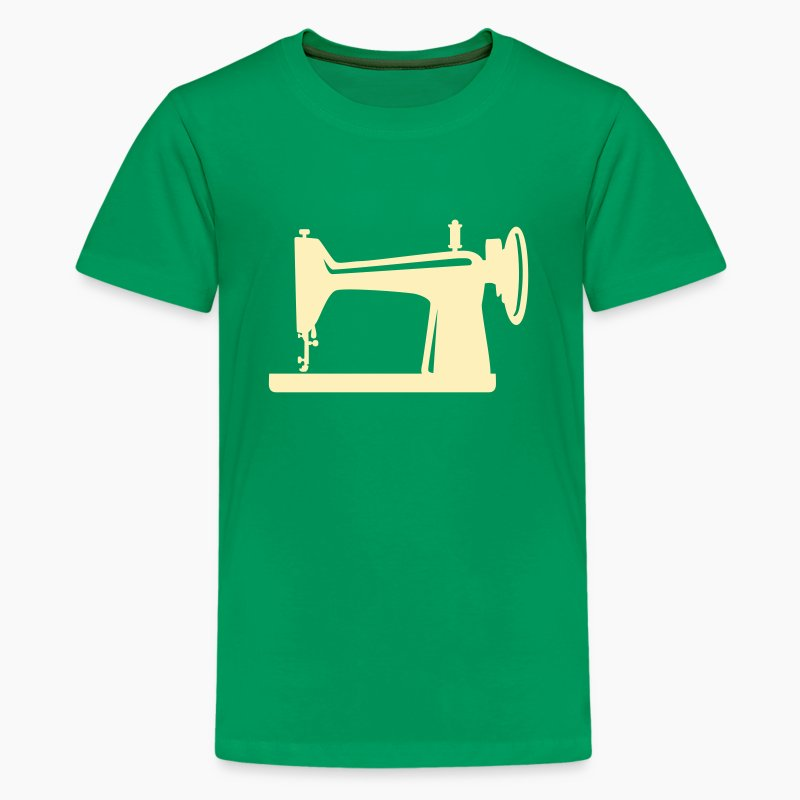 sewing machine t shirt