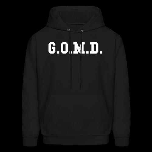 G.O.M.D. Hoodie - Men's Hoodie