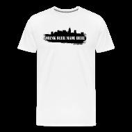 T-Shirts ~ Men's Premium T-Shirt ~ Drink Beer Made Here Shirt