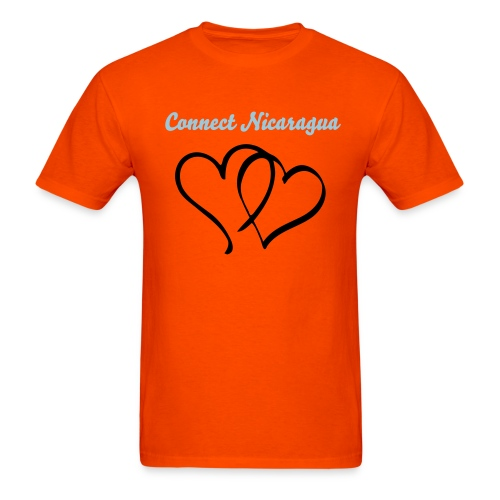 Hearts Shirt - Men's T-Shirt