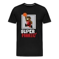 T-Shirts ~ Men's Premium T-Shirt ~ Super Mario